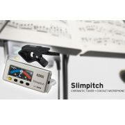Afinador cromático Slimpitch SLM-1CM-PG - Korg