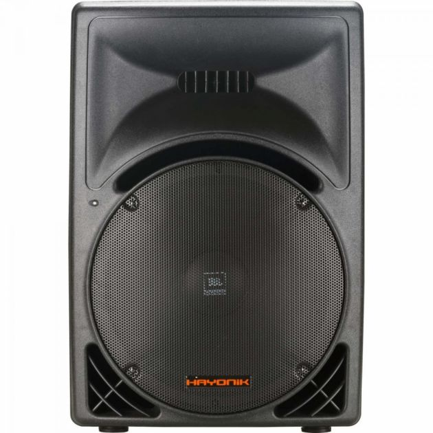 Caixa Acústica Passiva 300W CA3000P Preta HAYONIK