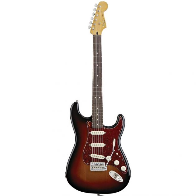 Guitarra Stratocaster Classic Vibe 60S Sunburst - Squier by Fender