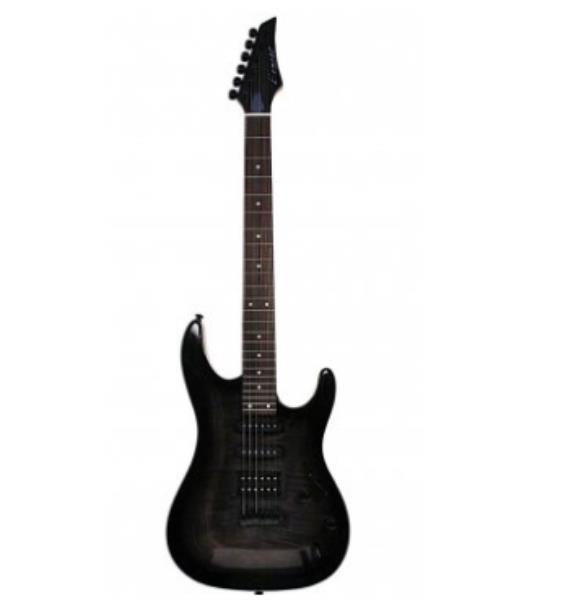 Guitarra Custom Series - Torment STX - Preta - Benson