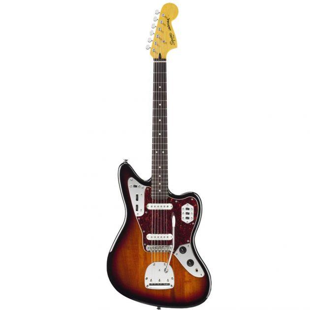 Guitarra Jaguar Vintage Modified Sunburst - Squier by Fender