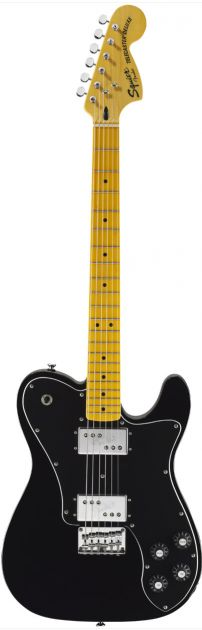 Guitarra Telecaster Vintage Modified Deluxe Black - Squier by Fender