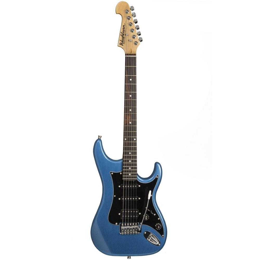 Guitarra Strato S2hmbl Sonamaster Azul - Washburn