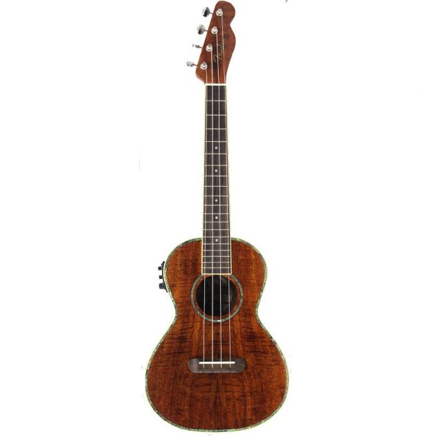 Ukulele Tenor Nohea Electric - Natural - Fender