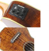 Ukulele Tenor Nohea Electric - Natural - Fender